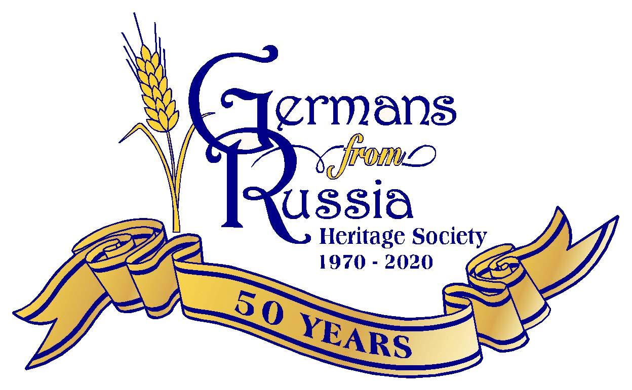 GRHS 50th Anniversary Logo