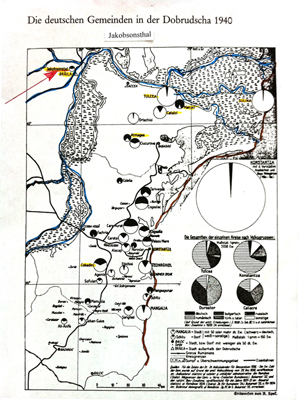 Jakobsonsthal map